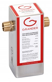 GRANDER® Circulation Revitalising Devices